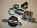 Welding parts-machinery parts