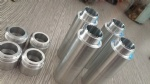 Aluminum machined parts